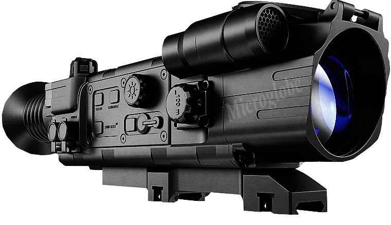 Pulsar DigiSight N550 Digital Night Vision Weapon Scope