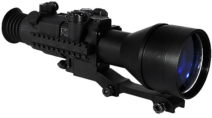 Pulsar Phantom 6x75 MD Photonis Super Gen Night Vision Weapon Scope