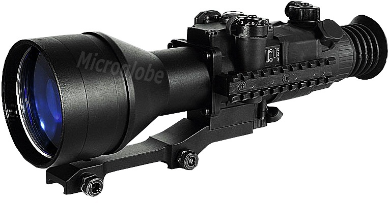 Pulsar Phantom 6x75 MD Photonis XR-5AG Night Vision Weapon Scope