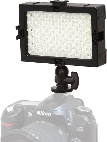Reflecta RPL 105-VCT LED Video Light