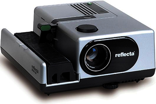 Reflecta Slide projector 2000 AF New