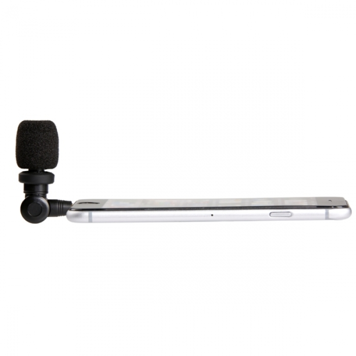 Saramonic Microphone for Apple iPhone iPad and iPod Touch