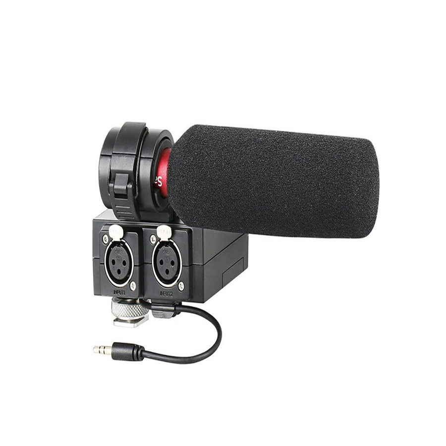 Saramonic MixMic Adapter & Microphone Kit