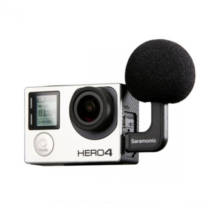 Saramonic Professional Stereo Microphone for GoPro