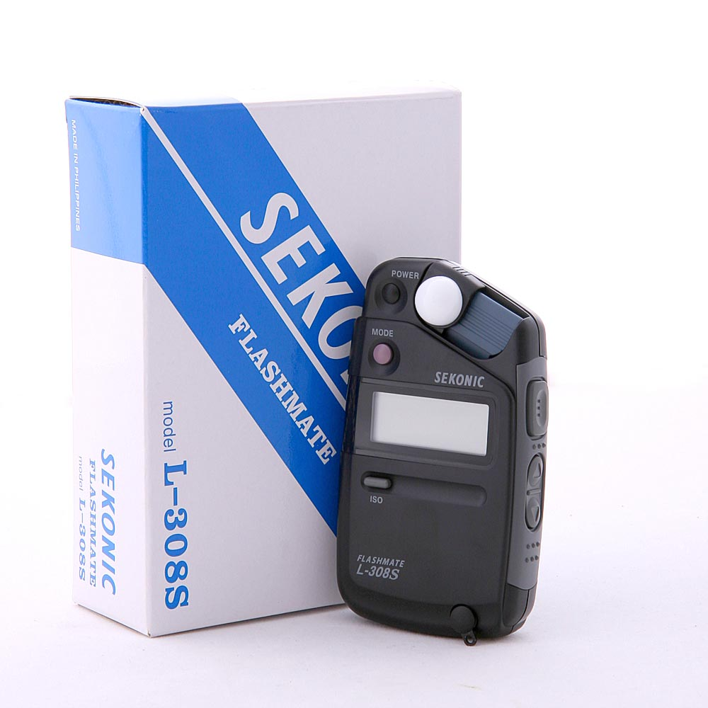 Sekonic L-308s Light meter Exposure Meter Flashmate