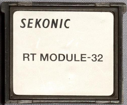 Sekonic Module RT-32 Radio Transmitter for Sekonic Meters