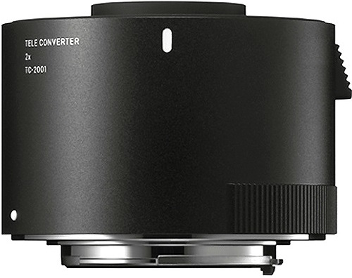 Sigma 2x TC-2001 Teleconverter For Nikon F-Mount Lenses