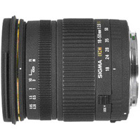 Sigma 18-50mm F2.8 Zoom Lens for Minolta Digital SLR Cameras