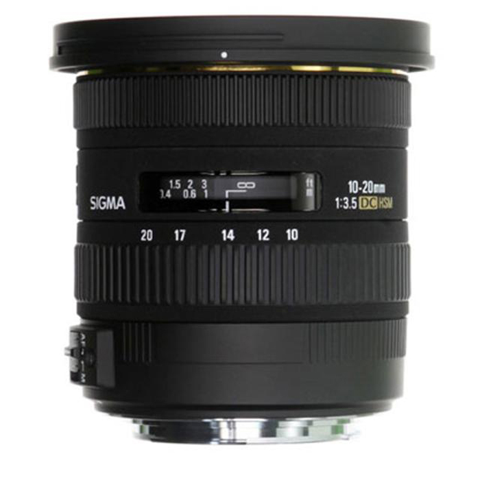 Sigma 10-20mm F3.5 EX DC HSM For Sigma
