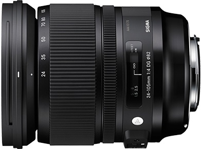 Sigma 24-105mm F4 DG OS HSM Art Lens For Sigma Cameras