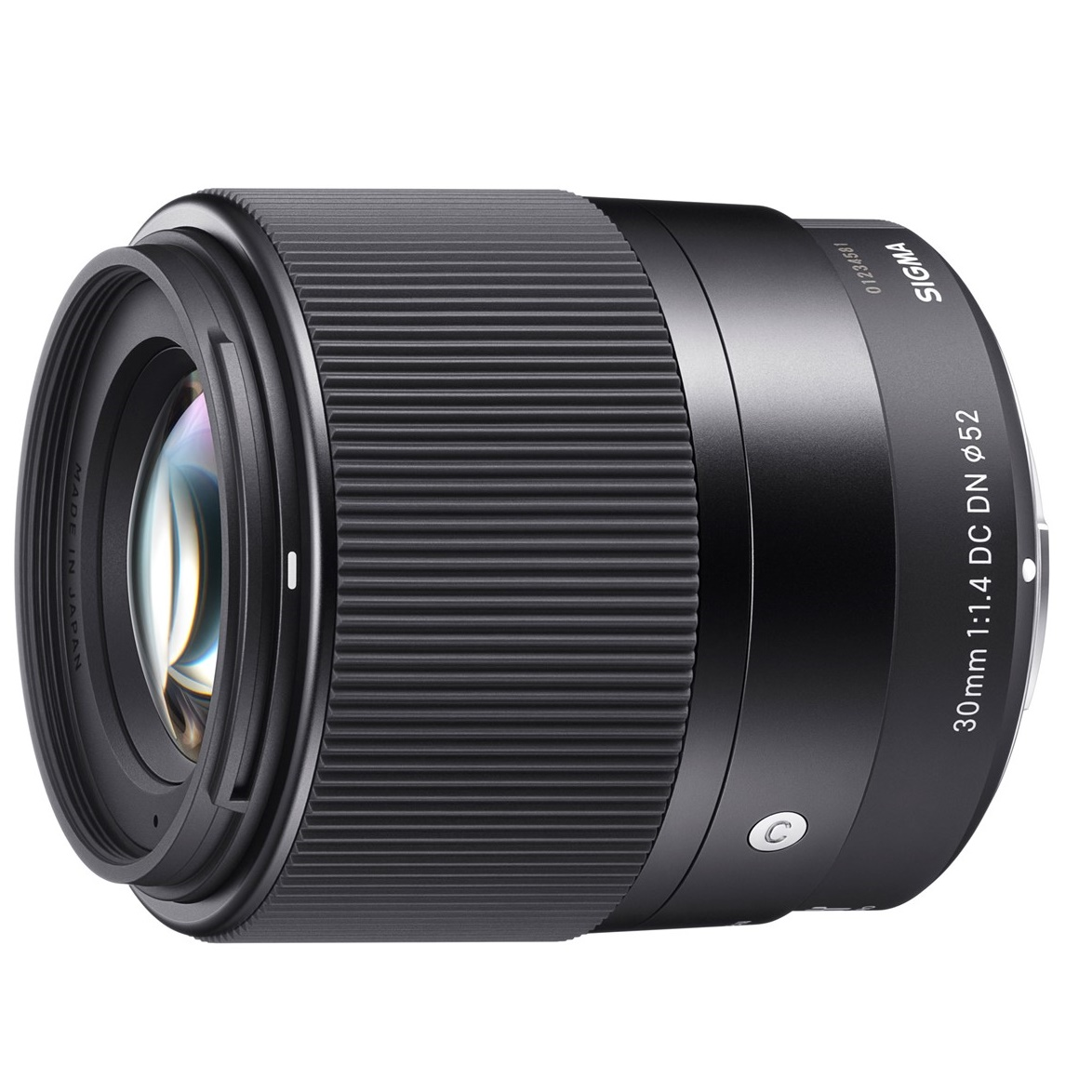 Sigma 30mm f1.4 DC DN Lens - Micro Four Thirds Fit