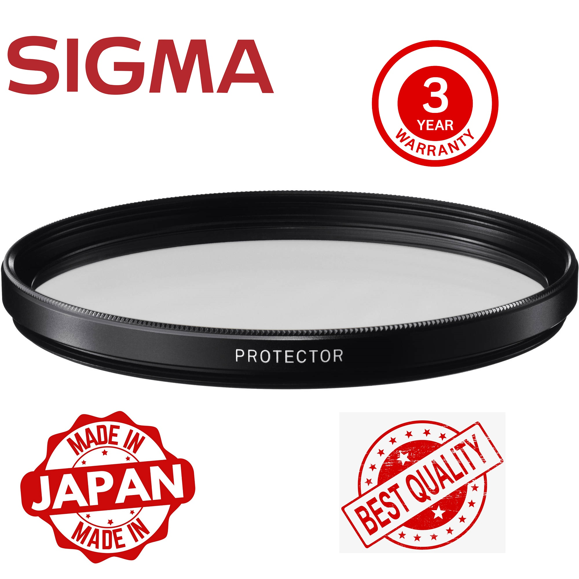 Sigma 49mm Weather Resistant WR Protector Filter