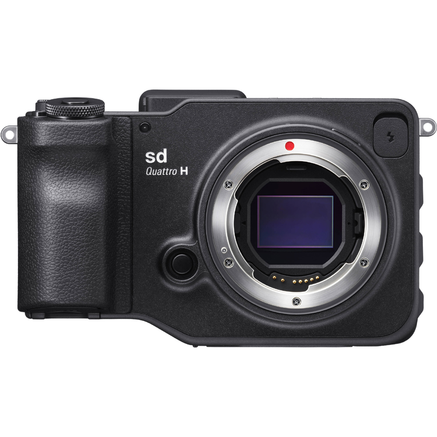 Sigma Sd Quattro H Digital Camera