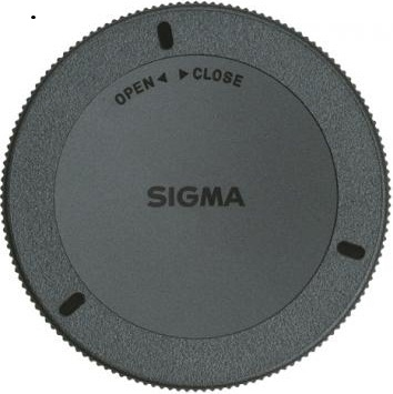 Sigma LCR-EO II Rear Lens Cap For Canon Mount Lenses