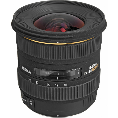 Sigma 10-20mm F4-5.6 EX HSM DC Lens For Olympus (Four Thirds)