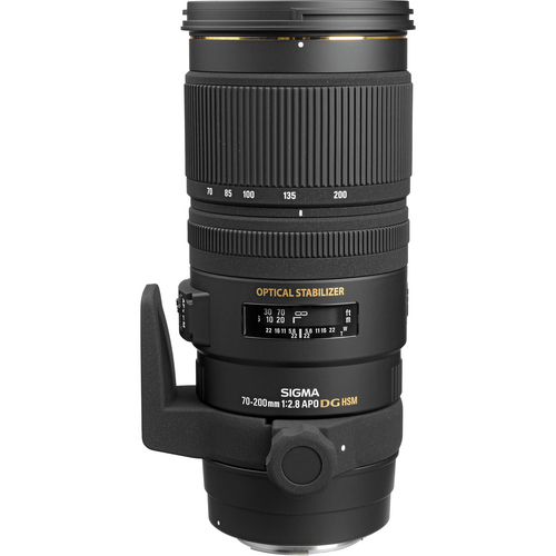 Sigma DG OS 70-200mm F2.8 EX HSM for Canon