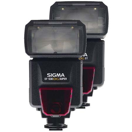 Sigma EF-530 DG Super (Canon) Flashgun