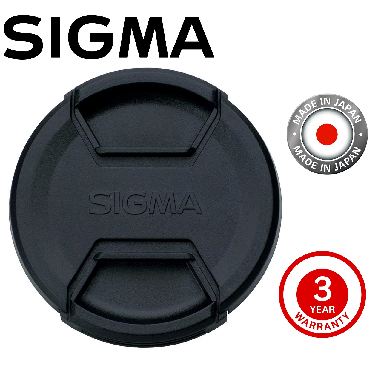 Sigma Front Lens cover 55mm