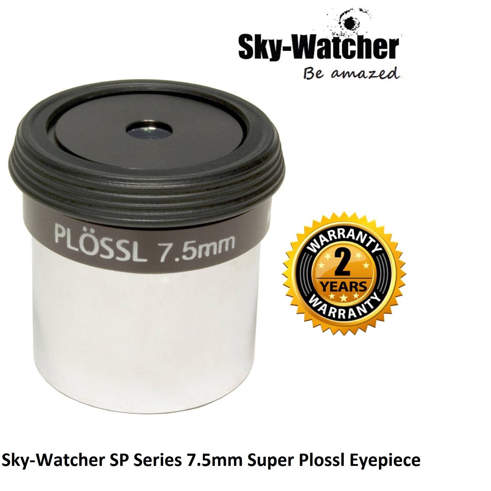 Sky-Watcher SP Series 7.5mm Super Plossl Eyepiece