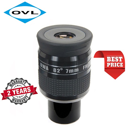 Sky-Watcher Nirvana 7mm UWA-82° High Performance Eyepiece