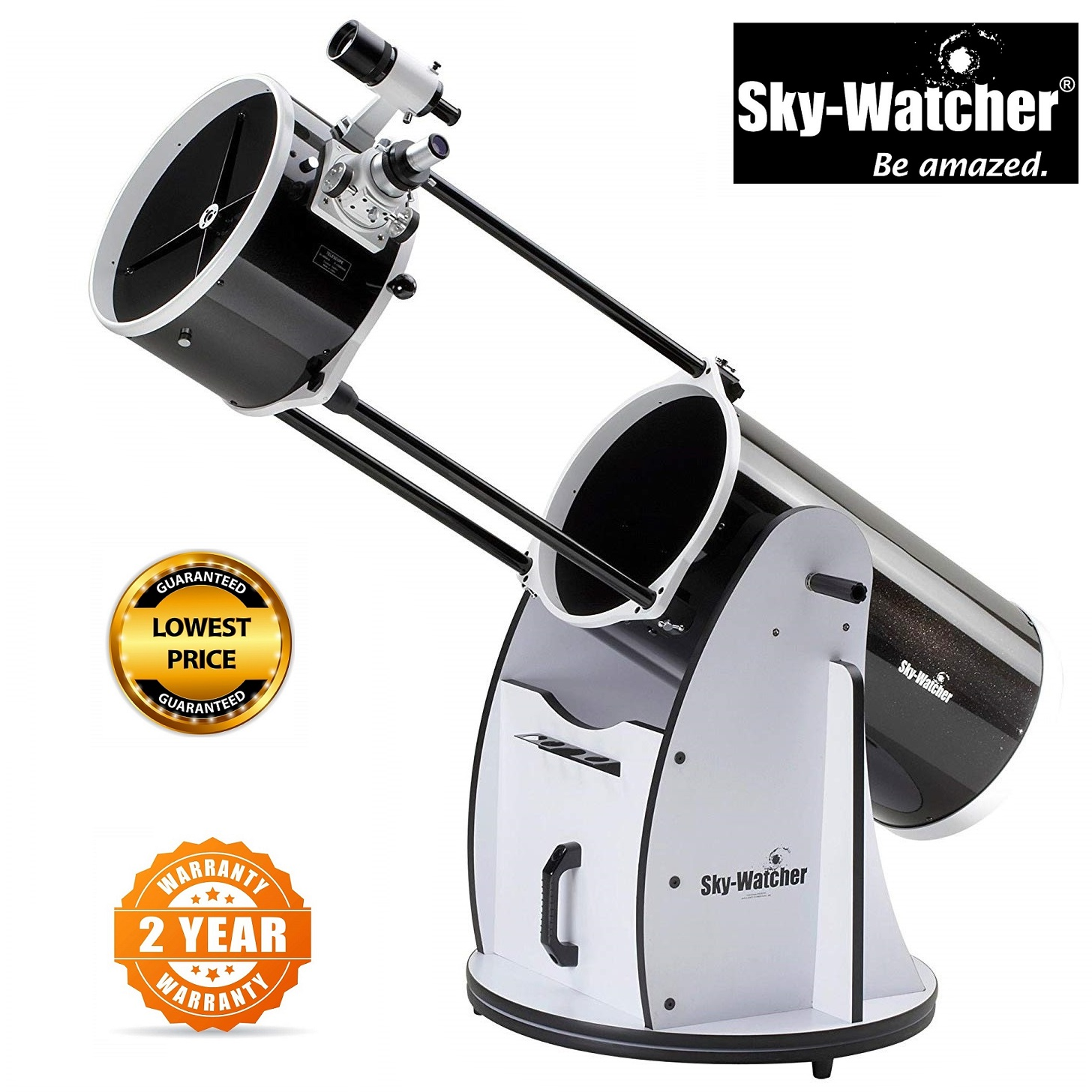 Skywatcher Skyliner 250PX Flex Tube Parabolic Telescope