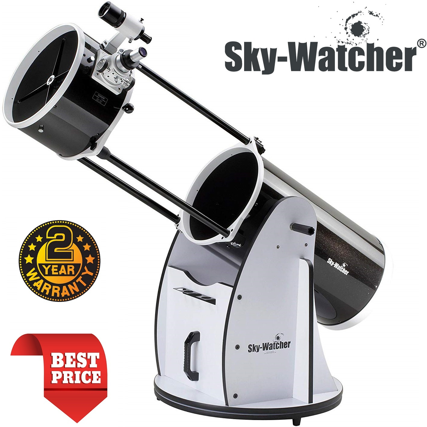 Skywatcher Skyliner 300P Flex Tube Parabolic Telescope