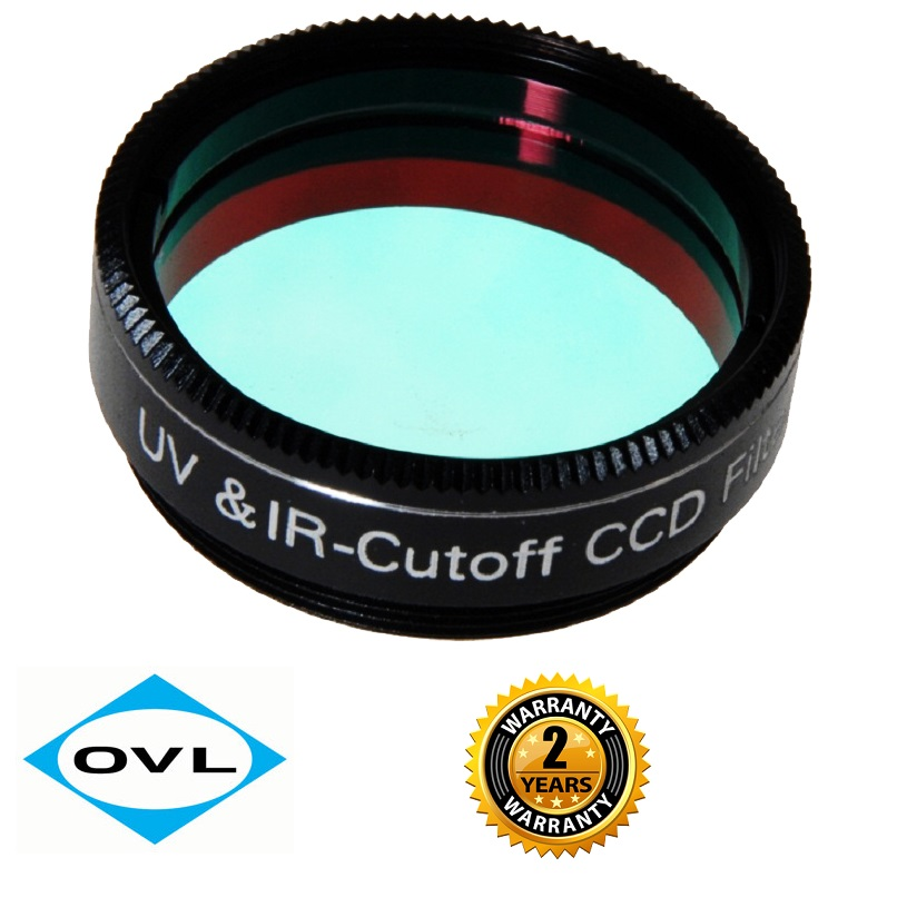 Skywatcher 1.25 Inch UV and IR Cut-Off Filter