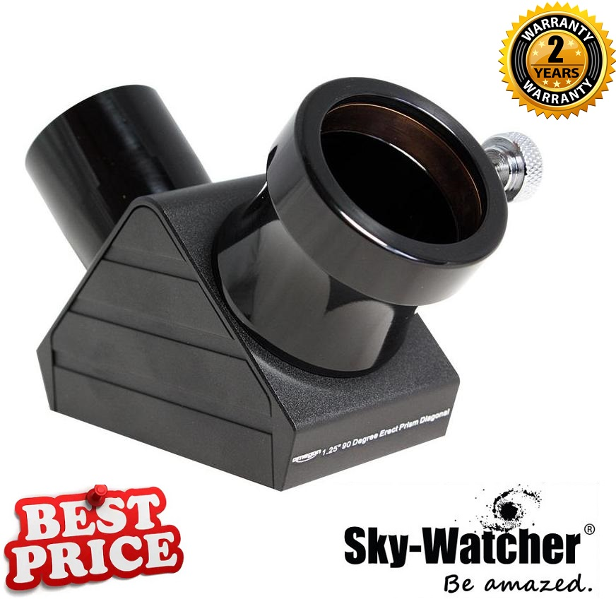 SkyWatcher 1.25 Inch Di-Electric 90 Degree Star Diagonal