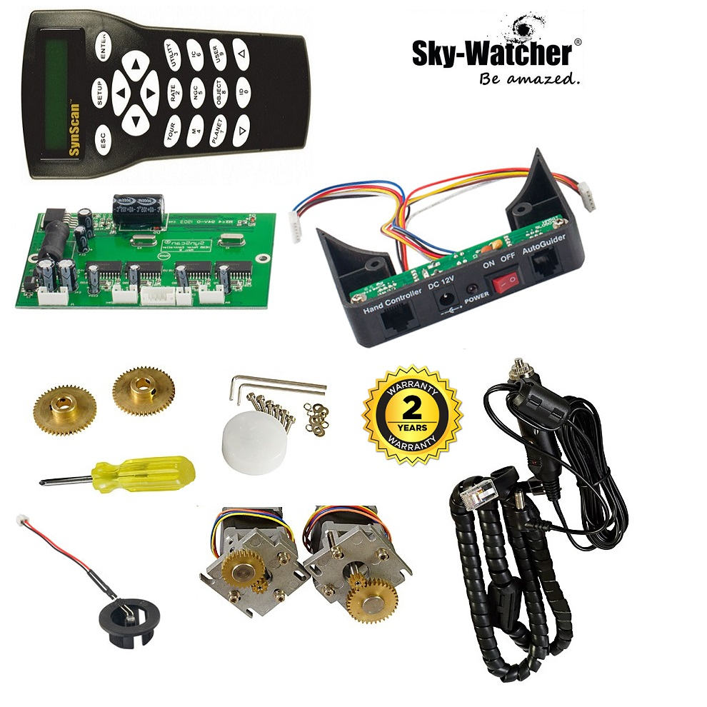SkyWatcher SkyScan PRO GOTO Upgrade Kit For Standard HEQ5 Mount