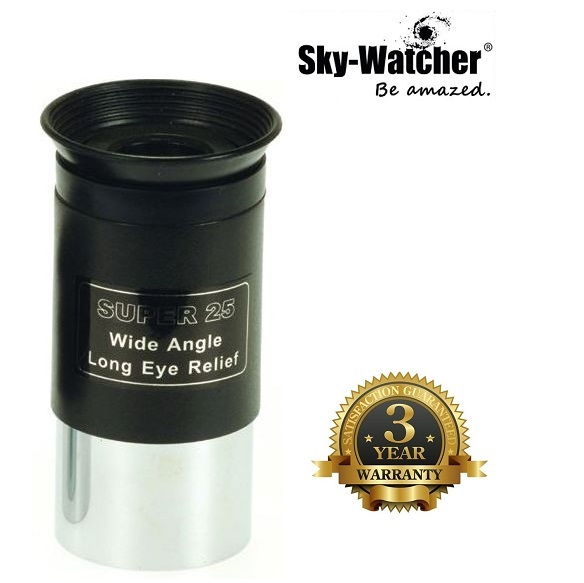 SkyWatcher 25mm Super-MA Eyepiece