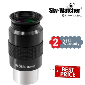 Skywatcher SP Series 32mm Super Plossl Eyepiece