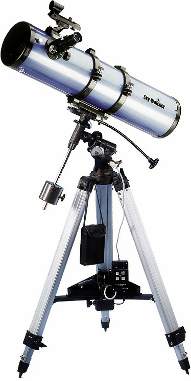 Skywatcher Explorer-130M EQ2 Motorised Newtonian Reflector Telescope
