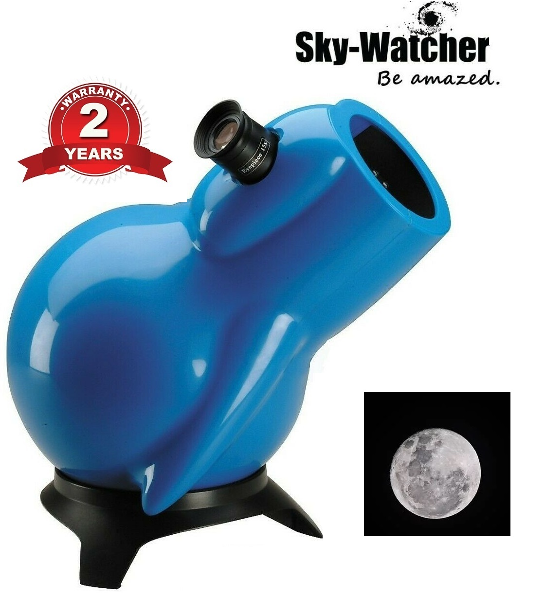 Skywatcher Infinity-76P Children Parabolic Reflector Telescope