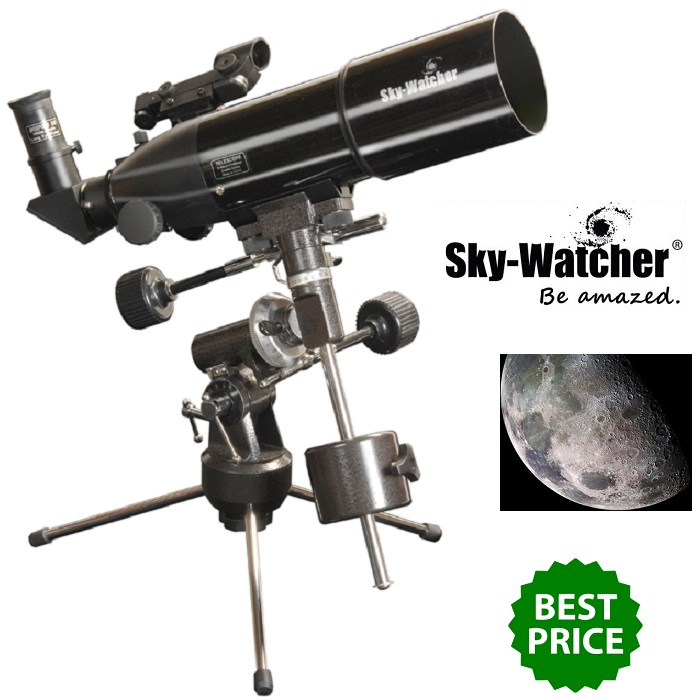 Skywatcher Startravel-80 Table-Top Refractor Telescope
