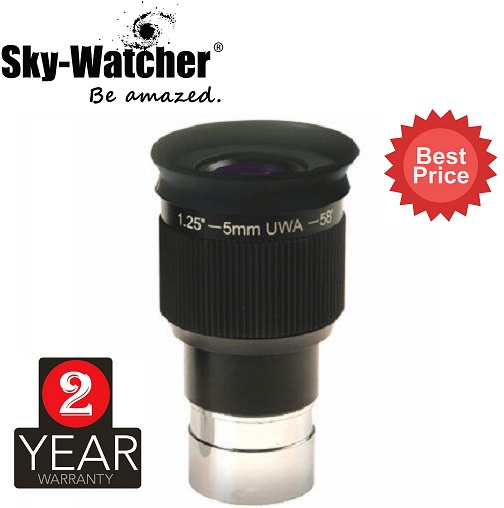 Skywatcher 5mm Planetary 58 Degree  UWA 1.25 Inch Eyepiece