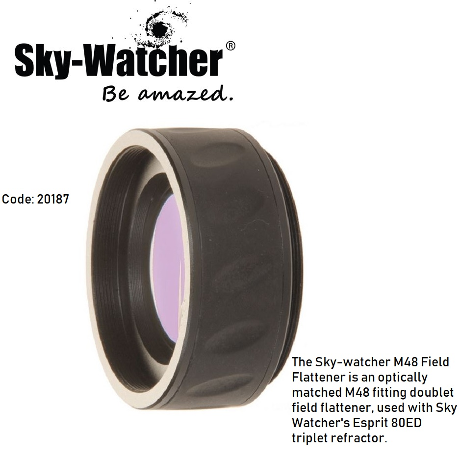 Skywatcher Esprit 80ED M48 Field Flattener