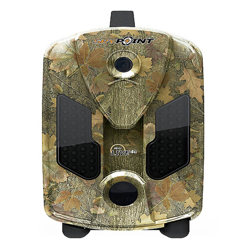 SpyPoint 10MP Mini-Live 4G Cellular Trail Cam - Camo