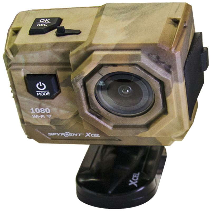 Spypoint 12MP XCEL 1080 HUNT Action Cam