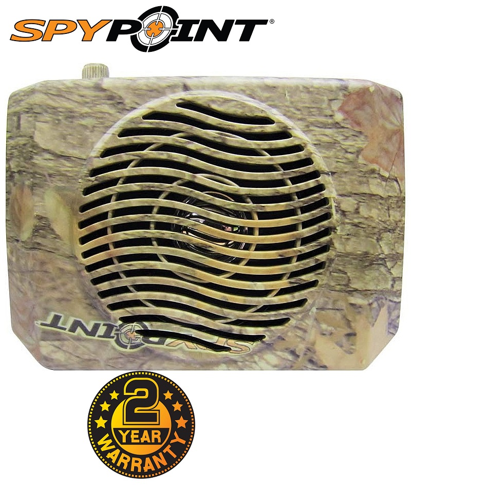 SpyPoint Amplified Speaker For Game Caller