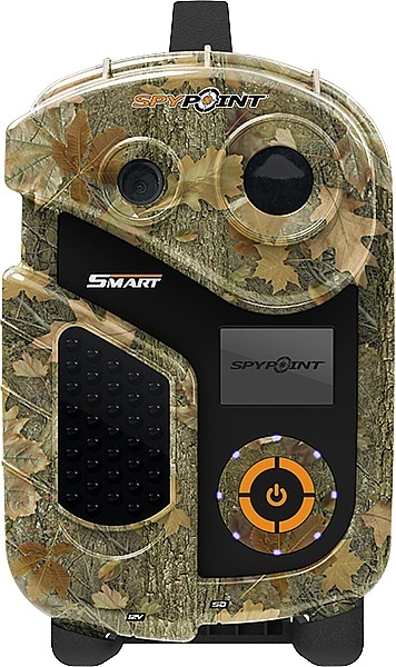 SpyPoint SP-SMART 10MP Smart Trail Cam Camo