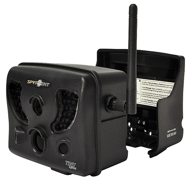 Spypoint Tiny-Plus 10 MP Wireless Trail Cam - Black