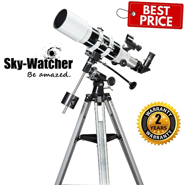 Skywatcher Startravel-102 EQ-1 Refractor Telescope