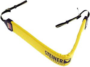 Steiner Yellow Float Binocular Strap
