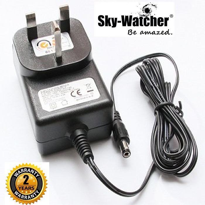 Skywatcher Replacement Mains Adapter/Charger For 7Ah Power Tank