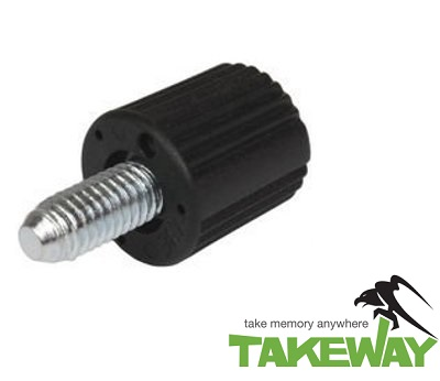 Takeway T-RK01 Quick Release Knob For T1 Clampod