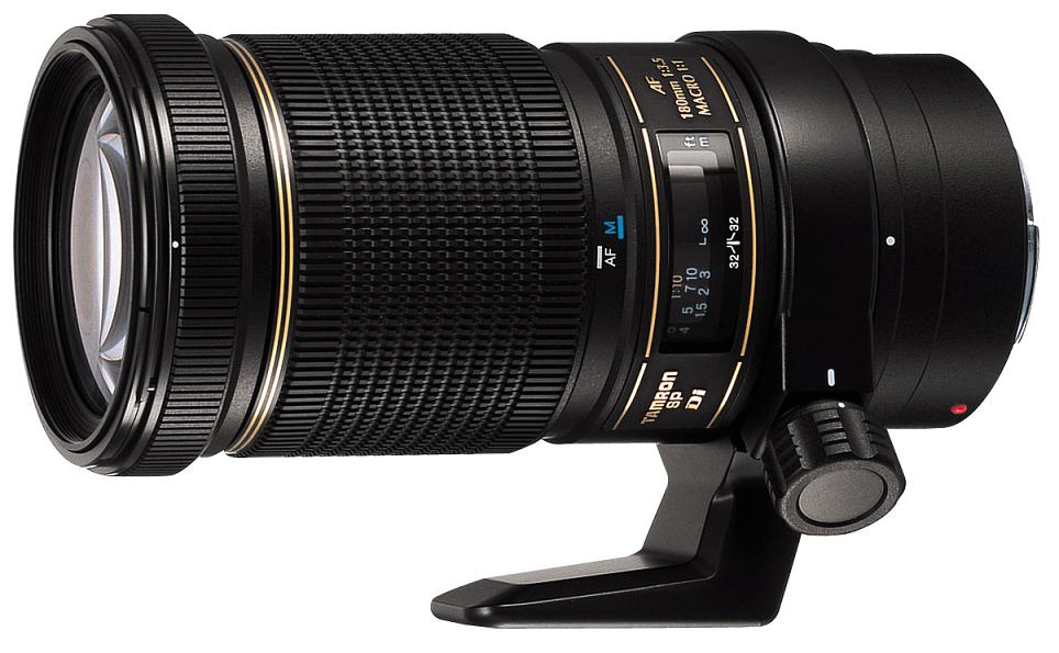 Tamron 200-500mm F5-6.3 SP Di AF For Canon EOS