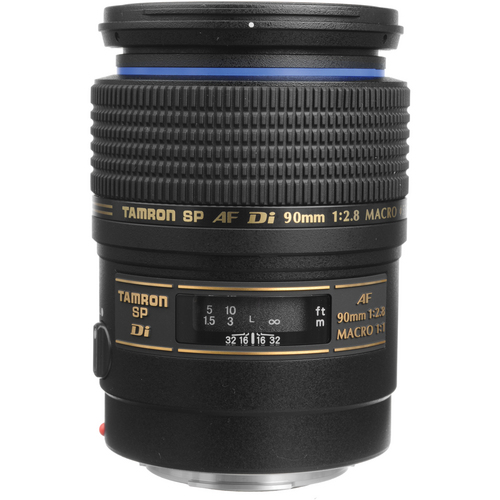 Tamron 90mm F2.8 DI 1:1 SP AF Macro for Canon