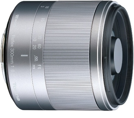Tokina 300mm F/6.3 Compact Telephoto Lens For Micro 4/3rds Mount