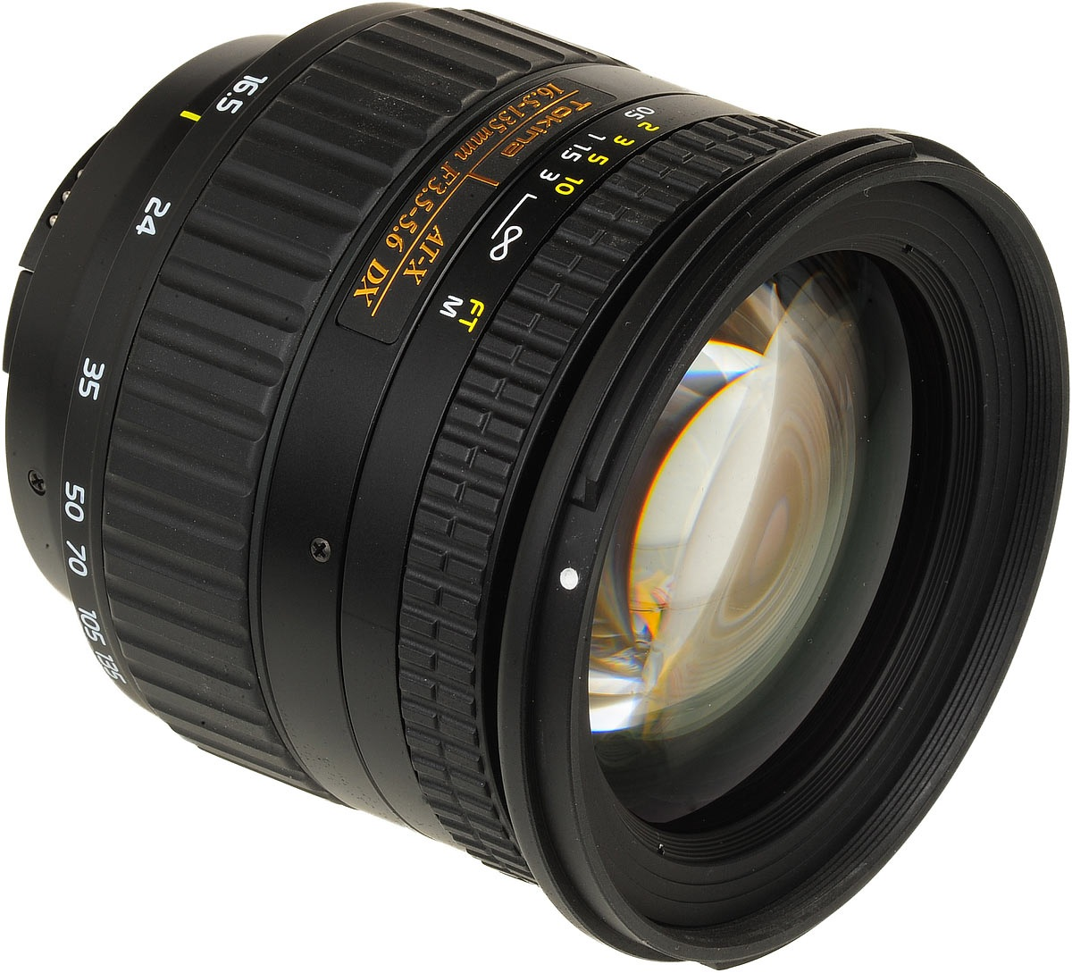Tokina 16.5-135mm AT-X DX F3.5-5.6 Lens (Canon)