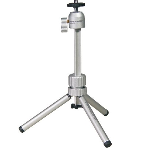 Vanguard VS-72 Table Top Aluminum Tripod With Head For Digital Camera